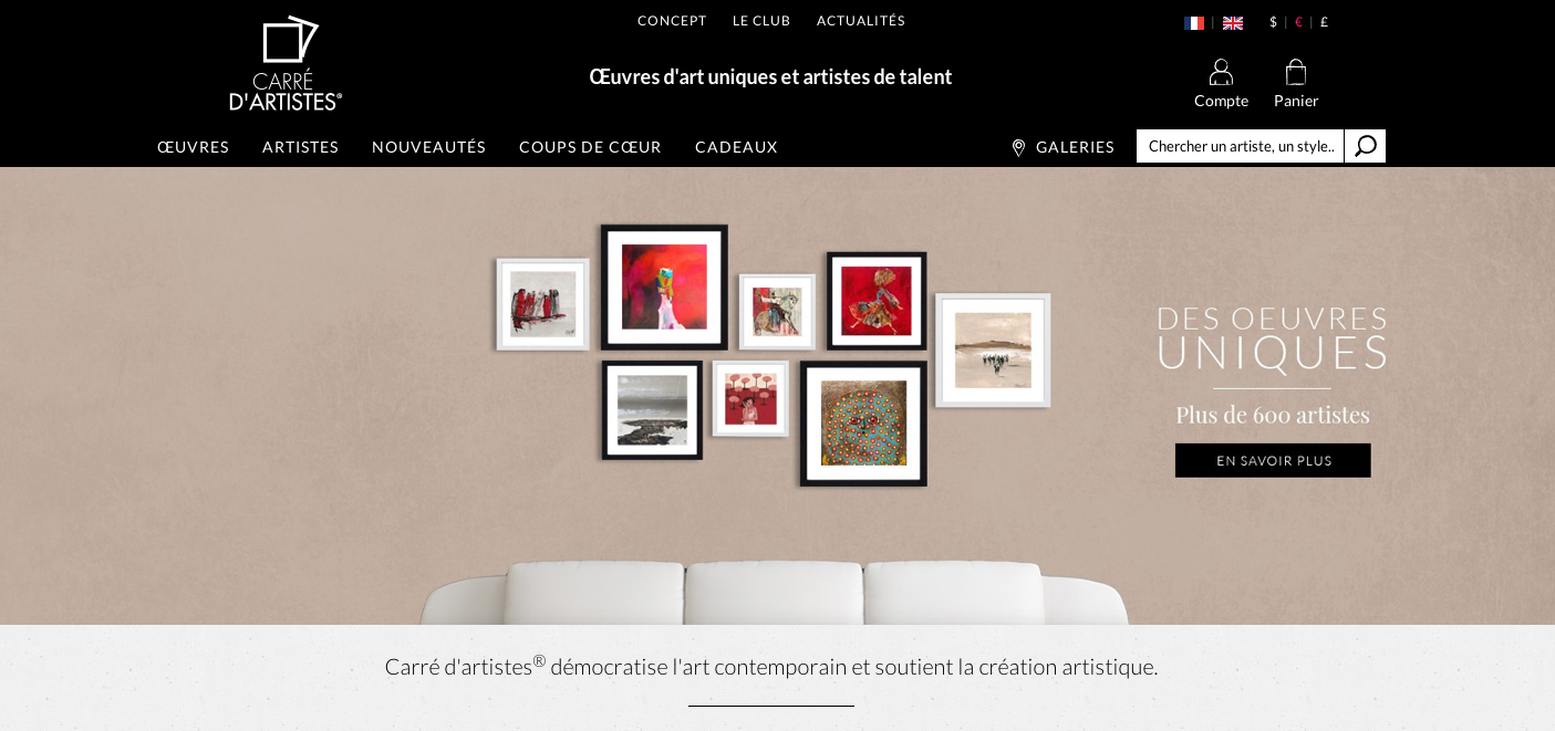 s lectionn e par carr d artistes laetitia croce. Black Bedroom Furniture Sets. Home Design Ideas